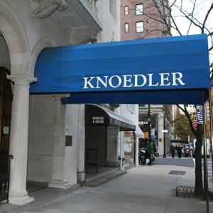The former Knoedler Gallery, New York