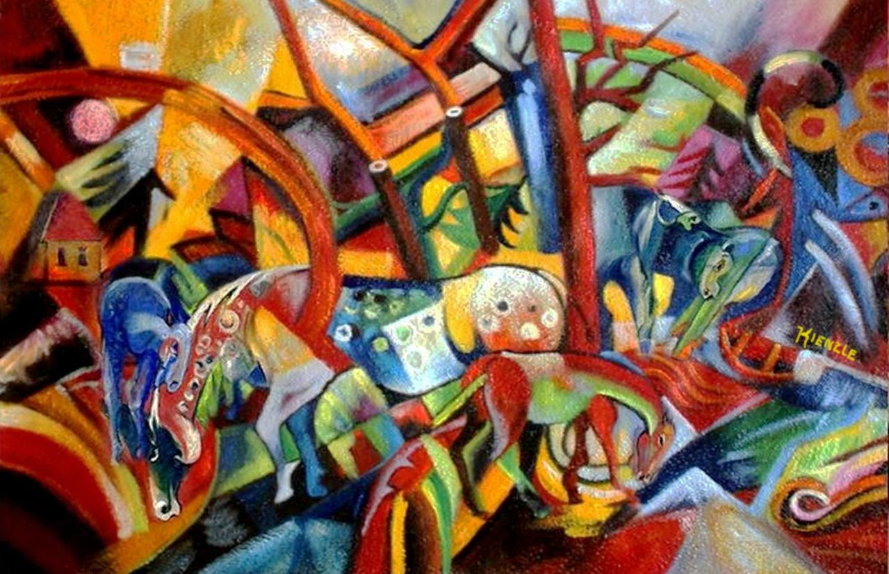 World Famous Paintings Picasso Abstract